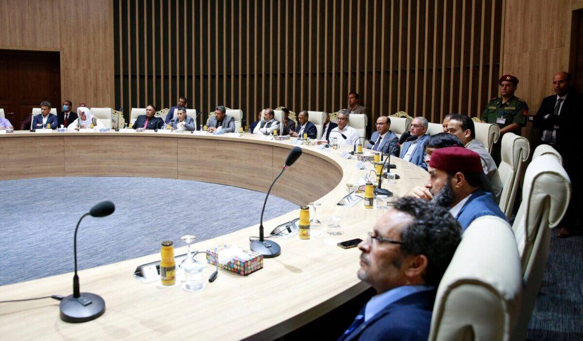 البعثة الأممية تدعو لمعالجة الإشكاليات الواردة في بيان مسؤولي برقة