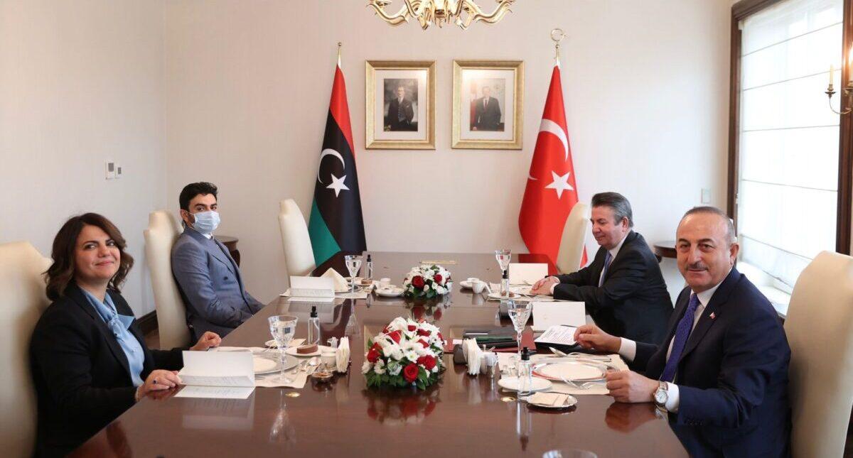 أنقرة تُؤكد مواصلة دعمها لاستقرار ليبيا