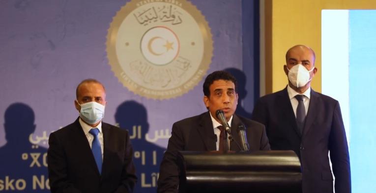 الرئاسي يُرحب بخطة إخراج المرتزقة والمقاتلين الأجانب