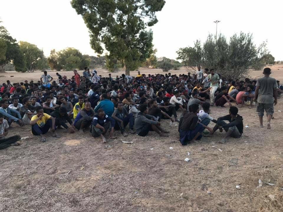 الداخلية تدعو المنظمات الدولية للمساعدة في ترحيل المهاجرين